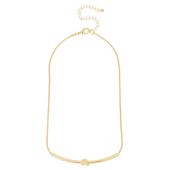 Worthington 16 Inch Collar Necklace