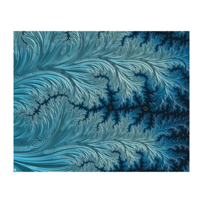 Brewster Wall Crystal Wall Mural Tapestry