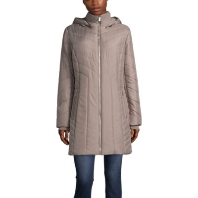 a.n.a Water Resistant Heavyweight Puffer Jacket