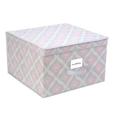 Non-Woven Storage Box-Jumbo 16X16X10 - Ikat
