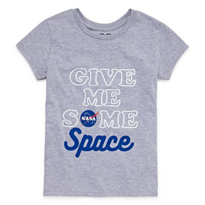 Mad Engine Space Graphic T-Shirt - Girls' 6-16