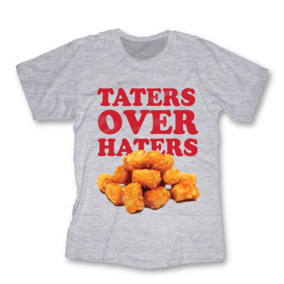 Taters Over Haters Graphic Tee