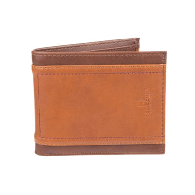Collection By Michael Strahan Mens Slim Fold Wallet