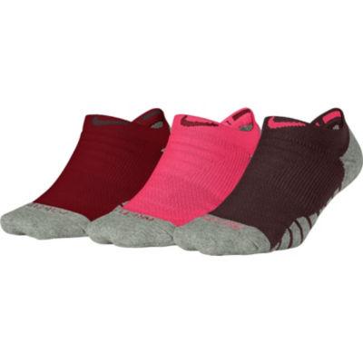 Nike Nike Dry 3pk No Show 3 Pair No Show Socks - Womens