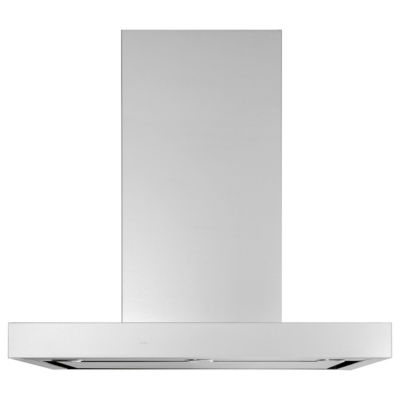 "GE 30"" WiFi Enabled Designer Wall Mount Hood w/ Perimeter Venting"