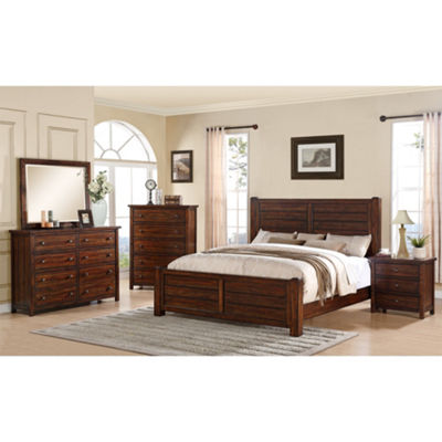 Picket House Furnishings Danner Panel 4-pc. Bedroom Set