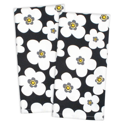 Big Bloom Dishtowel - Set of 2