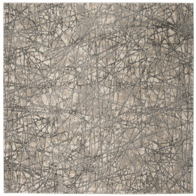 Safavieh Meadow Collection Dexter Abstract SquareArea Rug