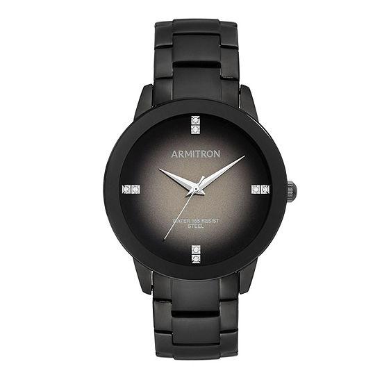 Armitron Unisex Black Bracelet Watch-20/5302dgti