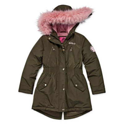 Weatherproof Heavyweight Puffer Jacket - Girls 4-16 & Plus