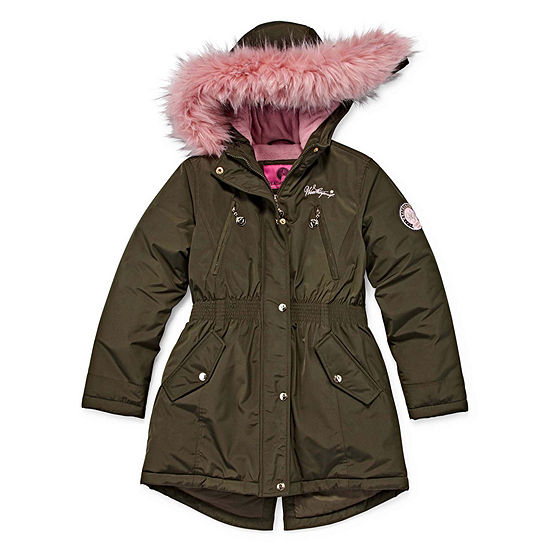 Weatherproof Heavyweight Puffer Jacket - Girls 4-16 & Plus