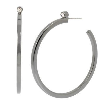 Worthington 53mm Hoop Earrings