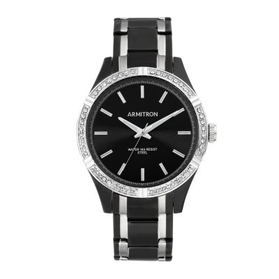 Armitron Unisex Black Bracelet Watch-20/5317bktb