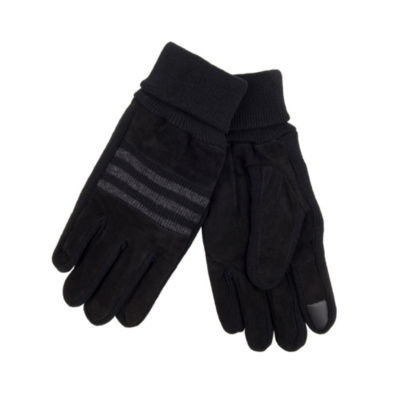 Levi's Mens Leather Cold Weather Gloves