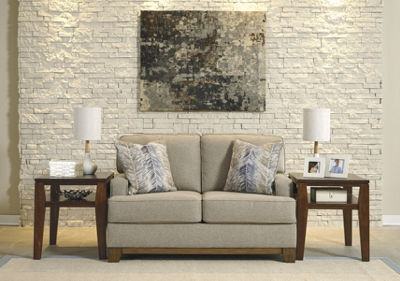Signature Design By Ashley® Hillsway Loveseat