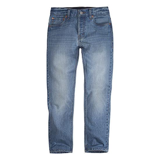 Levis Boys 501 Skinny Fit Jean Big Kid
