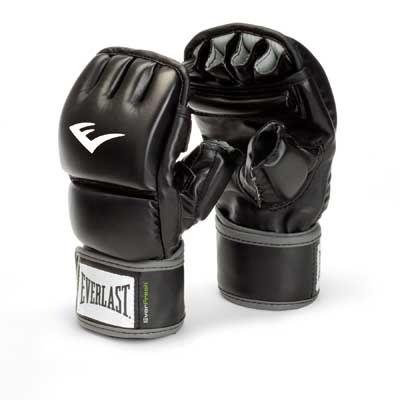 Everlast Wrist Wrap Heavy Bag Gloves