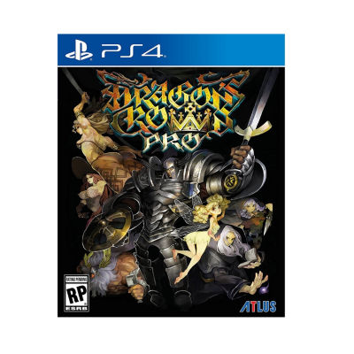 Playstation 4 Dragon's Crown Pro: Battle-Hardened Edition Video Game
