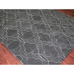 Amer Rugs City AA Hand-Tufted Wool and Viscose Rug