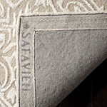 Safavieh Glamour Collection Aubrey Damask Runner Rug