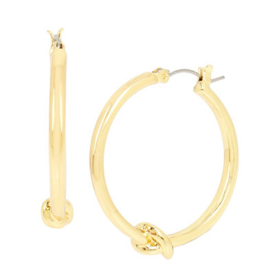 Worthington 38mm Hoop Earrings
