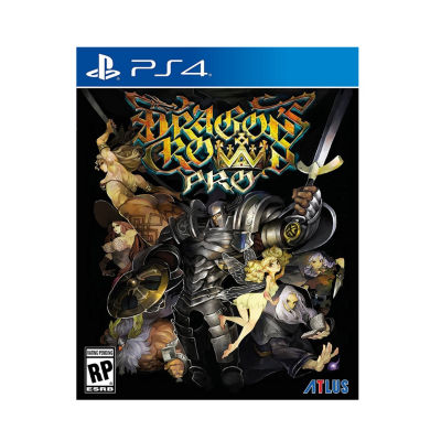 Playstation 4 Dragon's Crown Pro Video Game