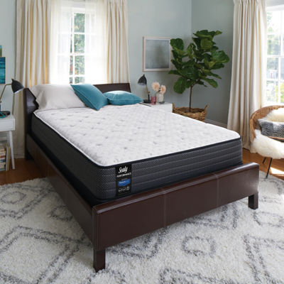 Sealy® West Plains LTD Firm - Mattress + Box Spring