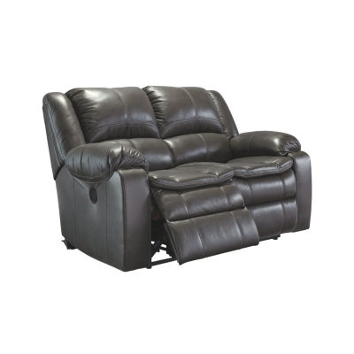 Signature Design By Ashley® Long Knight Reclining Loveseat