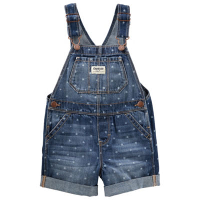 Oshkosh Shortall Shortalls - Toddler