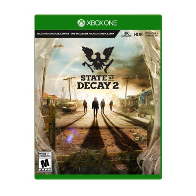 XBox One State Of Decay 2 Video Game