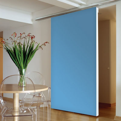Brewster Wall Aqua Blue Adhesive Film Set Of 2 Wall Decal