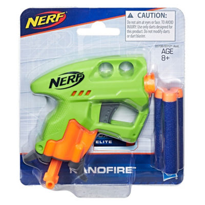 Nerf 4-pc. Toy Playset