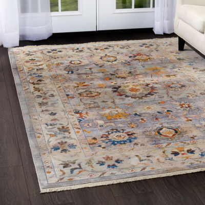 Home Dynamix Rutherford Duchess Abstract Rectangular Rug