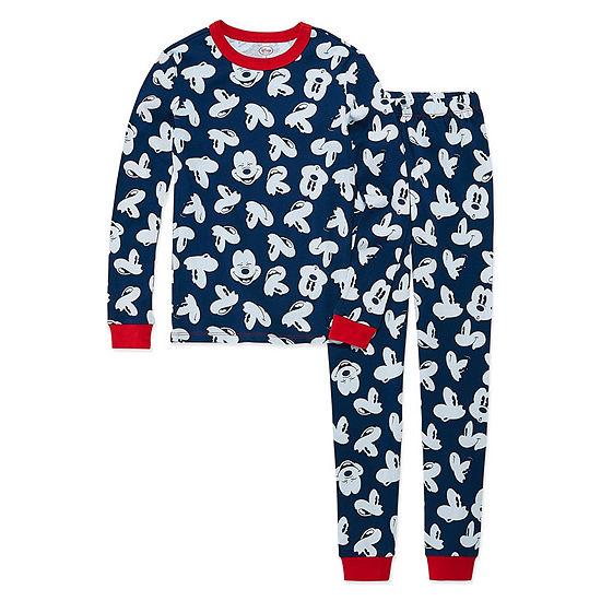 Disney 2-pc. Mickey Mouse Pajama Set Preschool Boys
