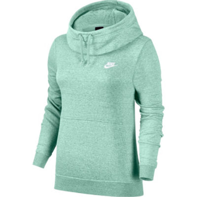 Women's Nike Club Fleece Cowl Hoodie