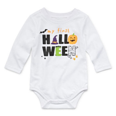 City Streets My First Halloween Bodysuit - Baby