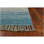 Kas Homespun Landscape By Libby Langdon Rectangular Indoor Rugs