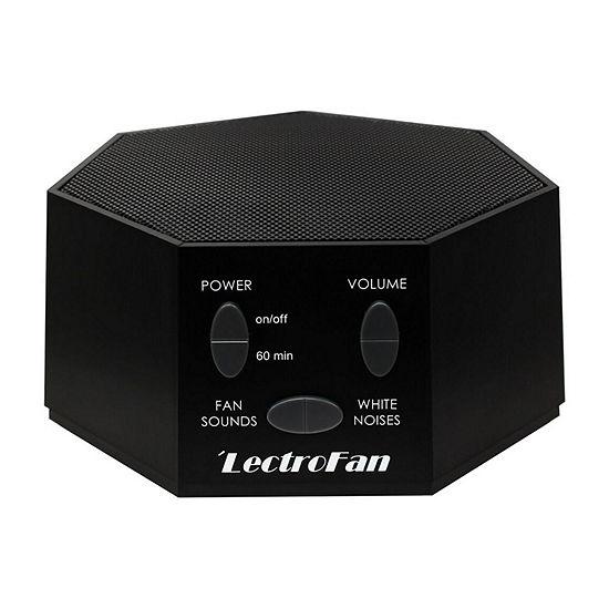 LectroFan White Noise & Fan Sound Machine - Black