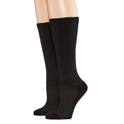 2 Pair Knee High Socks - Womens