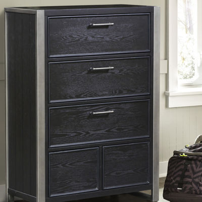 Graphite Drawer Chest