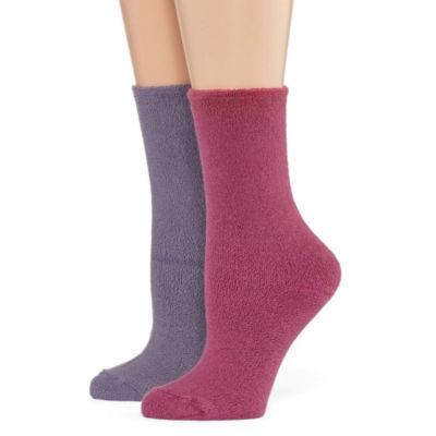 Berkshire Hosiery 2 Pair Crew Socks - Womens