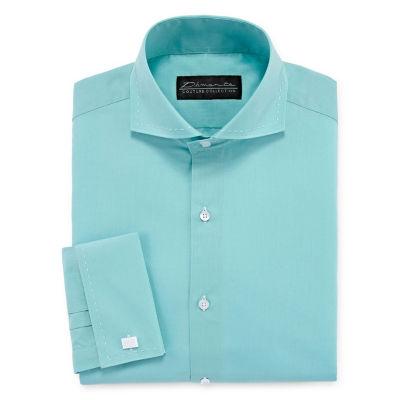 Damante Modern Long Sleeve Woven Dress Shirt