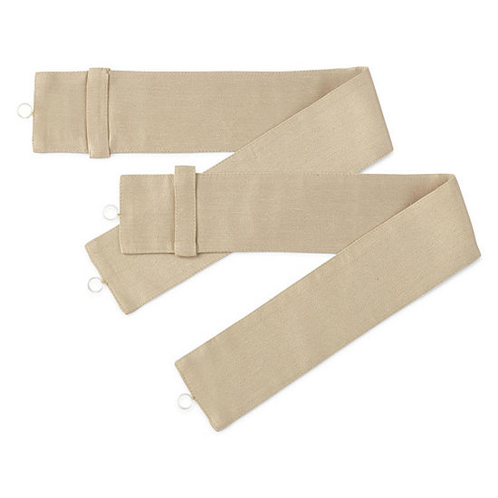 JCPenney Home Supreme Curtain Tie Backs