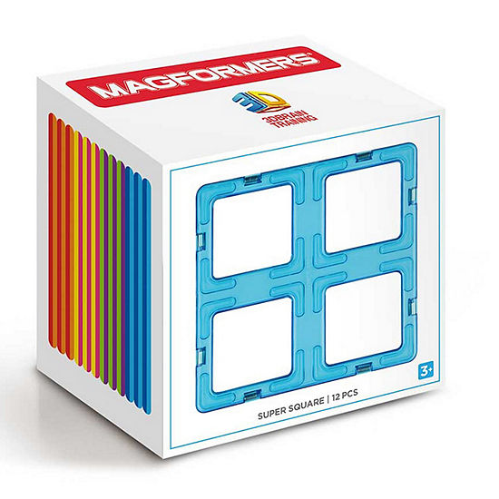 Magformers Super Square 12.Pc Set