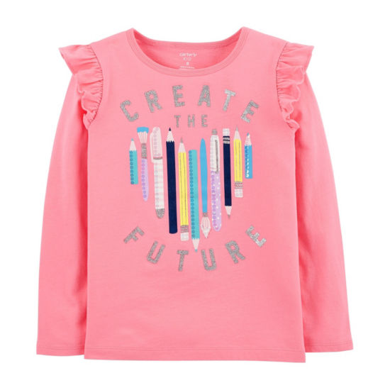 Carter's Graphic T-Shirt Girls