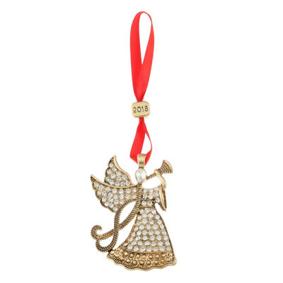 Monet Jewelry Christmas Ornament