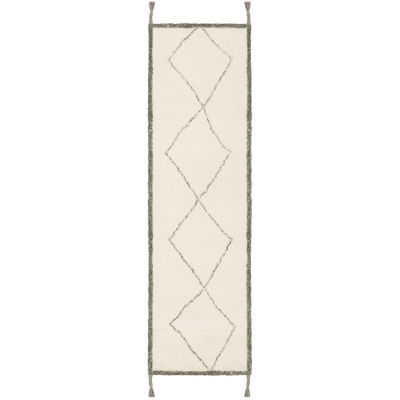 Safavieh Casablanca Collection Iacopo Geometric Runner Rug