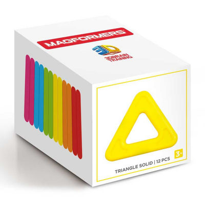 Magformers Triangle Solid 12PC Set