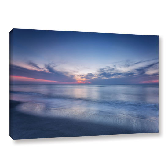 Brushstone Atlantic Sunrise No.7 Gallery Wrapped Canvas