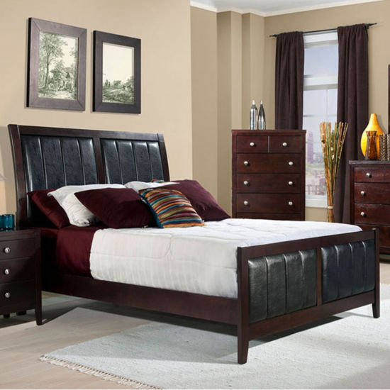 Walden Padded Panel Bed